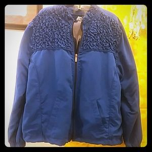Royal blue Athletech jacket. XL.